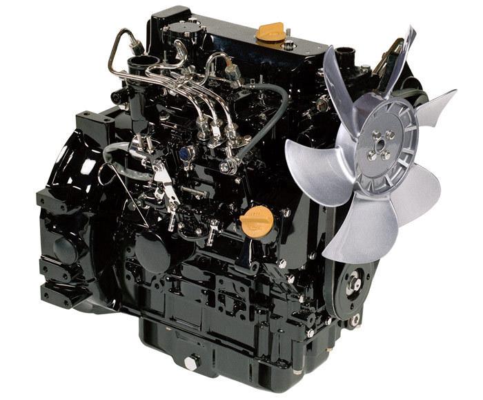 Yanmar Motor 3TNV76 Sammler und seine Teile